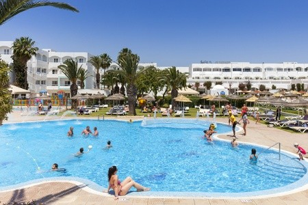 Magic Hotel Venus Beach & Aquapark, Alexandria Hammamet