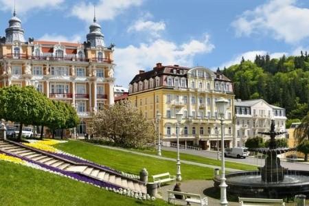 Mariánské Lázně – Hotel Hvězda, Alexandria Západní Čechy