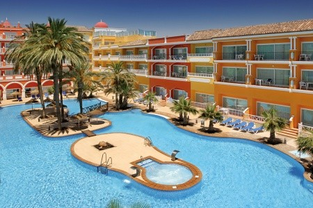 Mediterraneo Bay Hotel And Resort (Ex Mediterraneo Park), Costa de Almeria