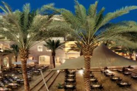 Movenpick City Resort And Residences Aqaba, Jordánsko