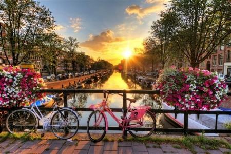 Na skok do Amsterdamu, Nizozemí