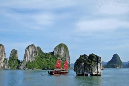 Nejzářivější perly Vietnamu, Vietnam