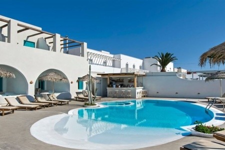 Nissia Apartments, Santorini