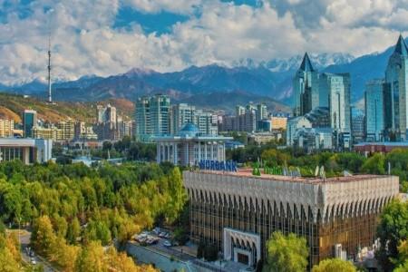 Objevte jižní Kazachstán & Almaty, Kazachstán
