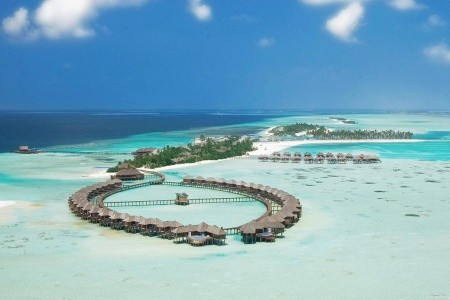 Olhuveli Beach Spa, Maledivy