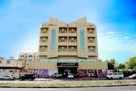 Omega Hotel, Spojené arabské emiráty
