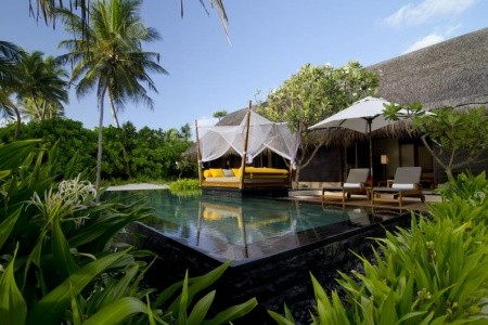 One And Only Reethi Rah, Maledivy