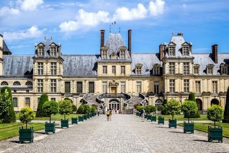 Paříž s návštěvou Versailles, Fontainebleau Vaux-le-Vicomte – Hotel*/, Francie