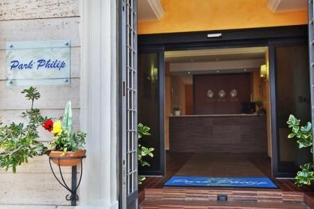 Park Philip Hotel, Alexandria Sicílie