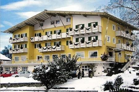 Parkhotel Florian, Lyžování Itálie