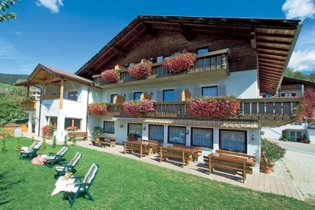 Pension Volgger, Dolomity Superski