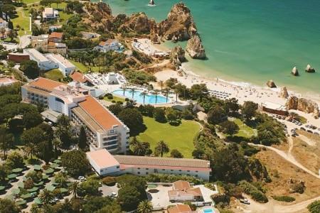 Pestana Alvor Praia, Algarve v srpnu