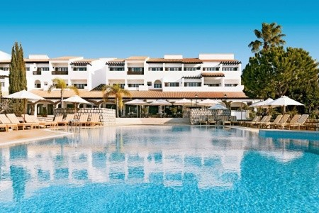 Pine Cliffs Hotel And Resort, Algarve v září