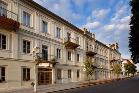 Praha – Františkovy Lázně, Alexandria Západní Čechy