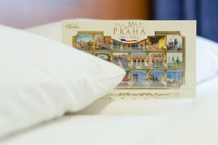 Praha – Hotel Inos, Praha a okolí