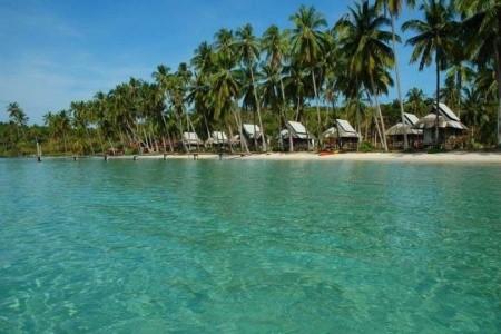 Putování po thajských ostrovech – Koh Chang, Koh Kood a Koh Maak, Thajsko