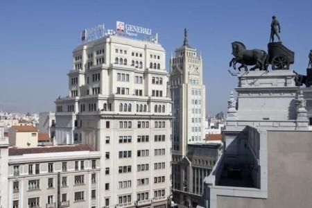 Quatro Puerta Del Sol Hotel, Madrid
