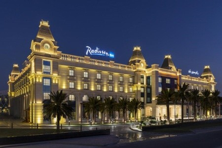 Radisson Blu Hotel Ajman, Ajman v květnu