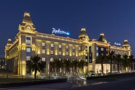 Radisson Blu Hotel Ajman, Ajman v červnu