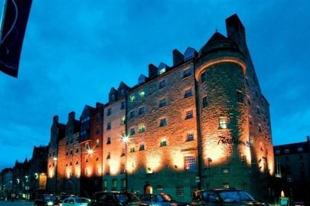 Radisson Blu Hotel Edinburgh, Eurovíkend Velká Británie
