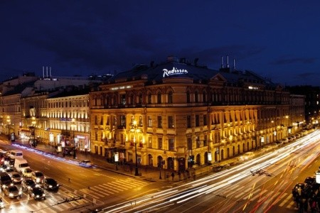 Radisson Royal St.petersburg, Eurovíkend Rusko