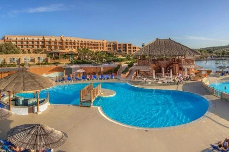 Ramla Bay Resort, Alexandria Malta