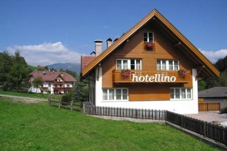 Residence Hotellino, Lyžování Kronplatz / Plan de Corones