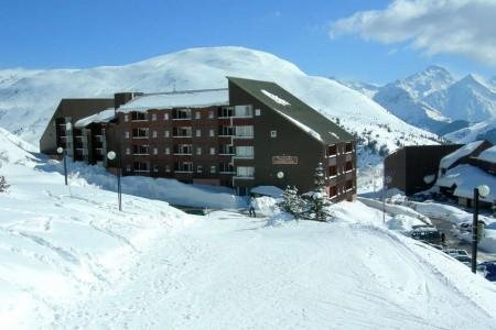 Résidence Pierre & Vacances Horizons D'huez, Lyžování Alpe d´Huez