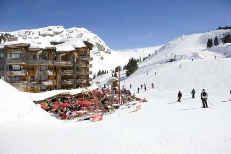Résidence Pierre & Vacances Le Sepia, Lyžování Francouzské Alpy