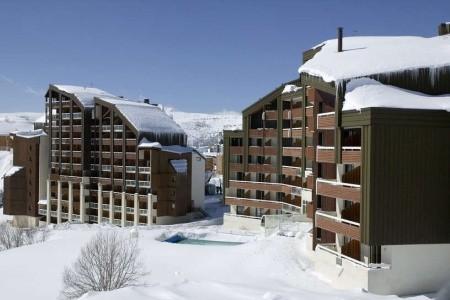Résidence Pierre & Vacances Les Bergers, Lyžování Alpe d´Huez