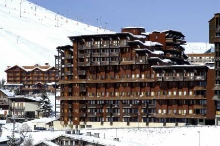 Résidence Pierre & Vacances Ours Blanc, Lyžování Alpe d´Huez