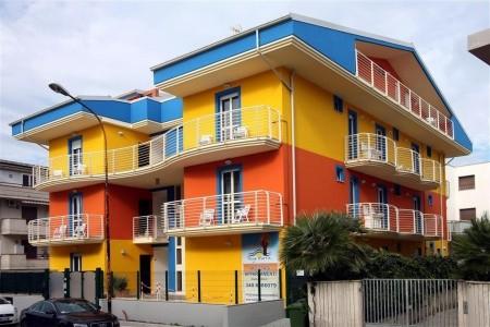 Residence Playa Martin, Abruzzo v únoru