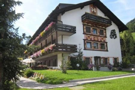 Residence Salvan, Lyžování Alta Badia