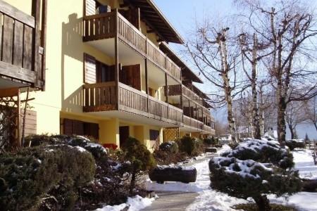Rezidence Lagorai S Bazénem Př– Tesero, Lyžování Dolomity Superski
