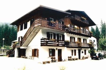 Rezidence Marmolada Tbo– Bosco Verde,