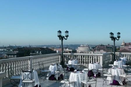 Romanico Palace Rome, Eurovíkend Řím