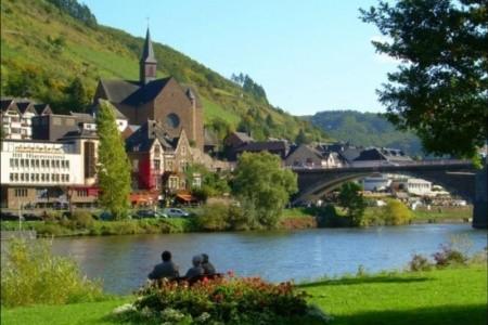 Romantické PORÝNÍ a údolí MOSELY & LUCEMBURSKO, Německo