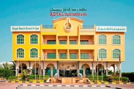 Sahara Beach Resort ( Ex.royal Beach Resort And Spa), Sharjah