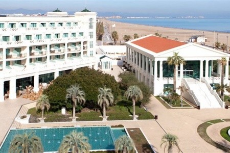 Santos Las Arenas Balneario Resort, Eurovíkend Valencia