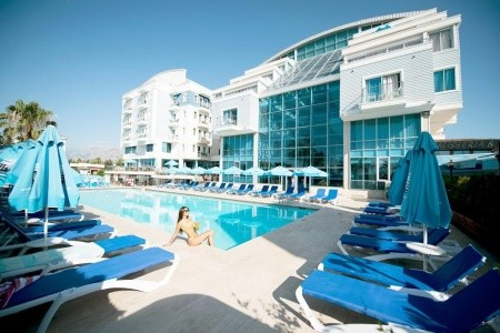 Sealife Family Resort Hotel, Antalya v září