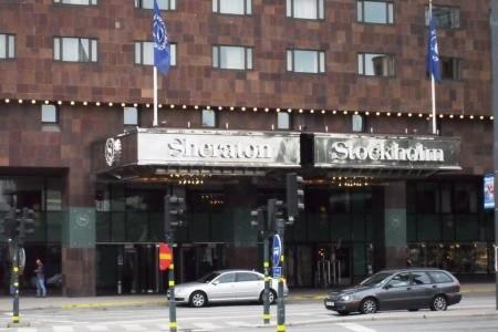 Sheraton Stockholm, Eurovíkend Stockholm