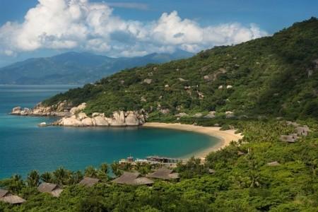 Six Senses Ninh Van Bay, dlouhodobá předpověď počasí na 14 dní