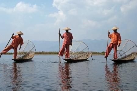 Skrytá tajemství Myanmaru, Myanmar (Barma)