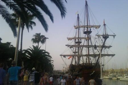 Slnečná Barcelona s pobytom pri mori, Španělsko