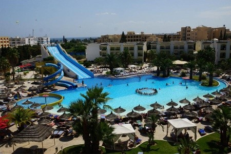 Soviva Resort, Port El Kantaoui