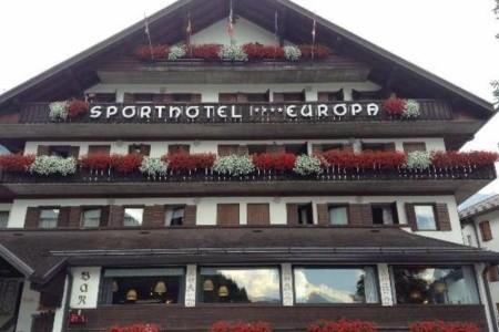Sporthotel Europa Sul Lago, Lyžování Civetta