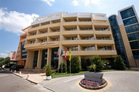 Sun Palace Hotel, Alexandria Bulharsko