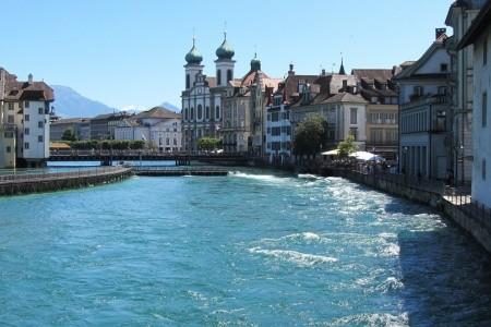 ŠVÝCARSKÁ MOZAIKA, Švýcarsko