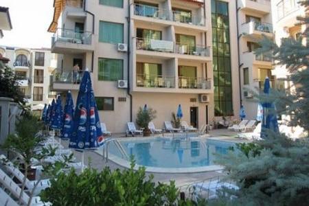 Tabanov Beach Hotel, Alexandria Sozopol