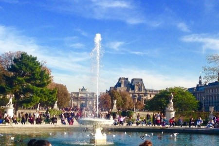 Tajemství Paříže a Versailles, Francie